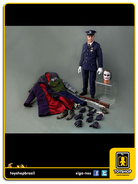 Batman The Dark Knight: The Joker Dx 01 - Hot Toys
