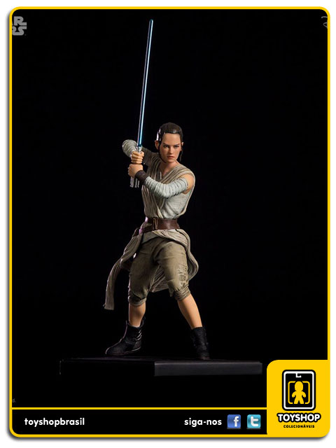 Star Wars The Force Awakens: Rey Art Scale 1/10 - Iron Studios