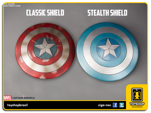 Captain America The Winter Soldier:  Captain America Premium Format - Sideshow Collectibles