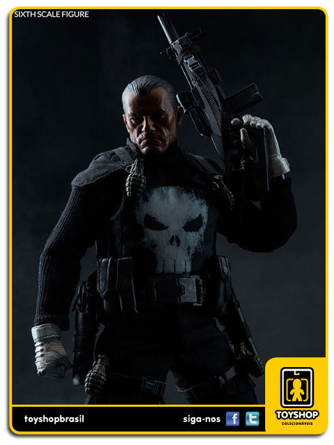 Marvel: The Punisher  Sixth Scale 1/6 - Sideshow