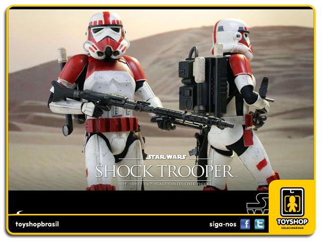 Star Wars: Shocktrooper 1/6 - Hot Toys