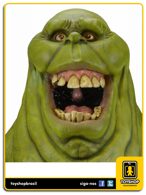 Ghostbusters:  Slimer Replica 1/1 - Neca