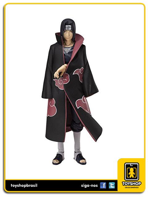 Naruto Shippuden S.H. Figuarts: Uchiha Itachi - Bandai
