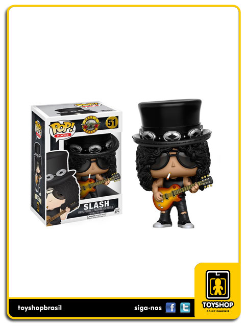 Guns N Roses: Slash Pop - Funko