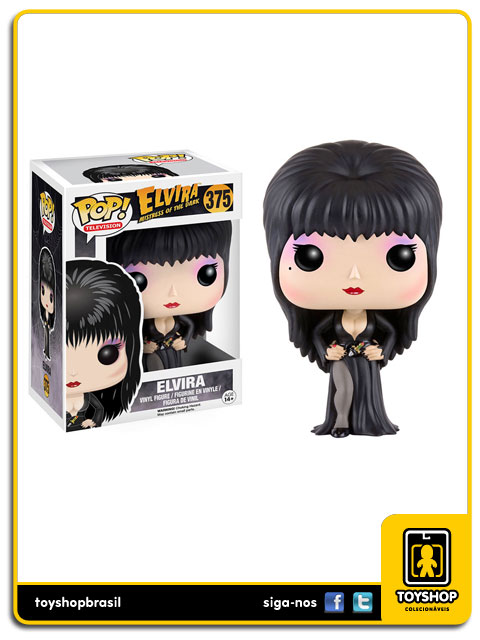 Mistress of The Dark: Elvira Pop - Funko