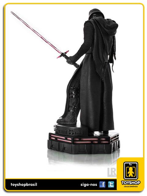 Star Wars Ep VII : Kylo Ren  Legacy 1/4 - Iron Studios