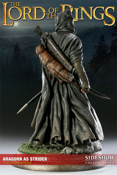 The Lord of the Rings: Aragorn as Strider Exclusive - Sideshow Collectibles