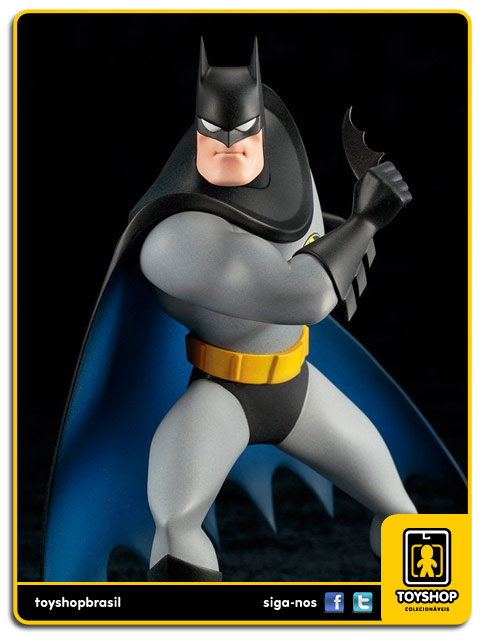 Batman The Animated Series: Batman 1/10 Artfx - Kotobukiya