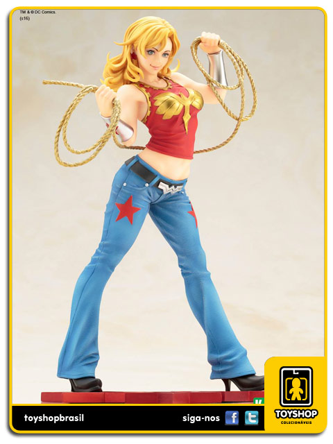 DC Comics Bishoujo: Wonder Girl  - Kotobukiya