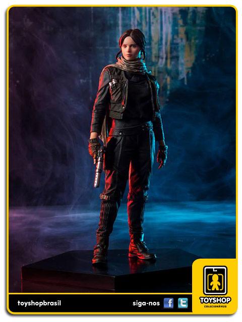 Star Wars Rogue One: Jyn Erso  Art Scale 1/10 - Iron Studios