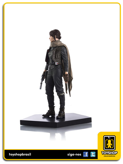 Star Wars Rogue One: Jyn Erso  Art Scale 1/10 - Iron Studios