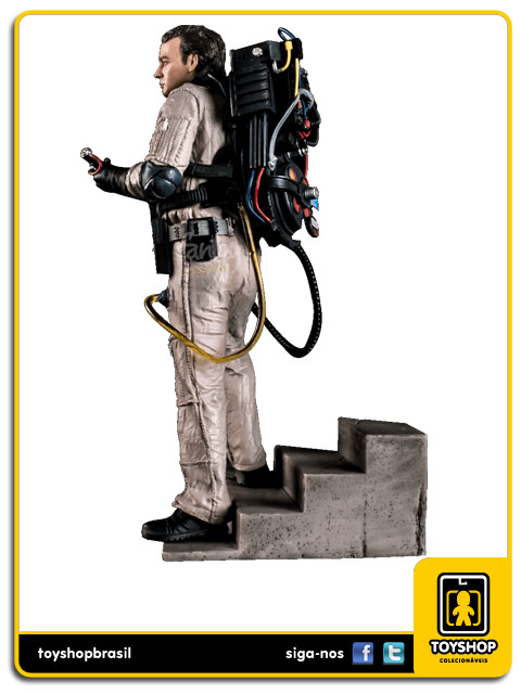 Ghostbusters: Peter Venkman 1/10 - Iron Studios