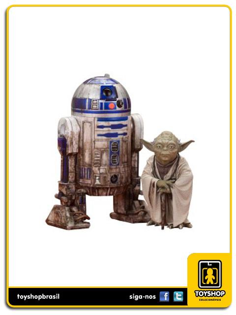 Star Wars: Yoda & R2-D2 Dagobah  Pack