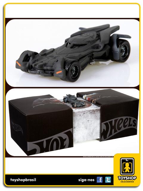 Batman v Superman: Batmobile SDCC - Hot Wheels