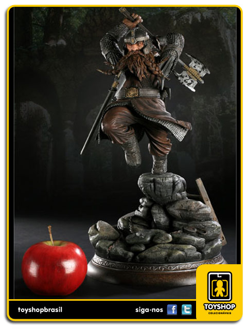 The Lord of the Rings: Gimli - Sideshow Collectibles
