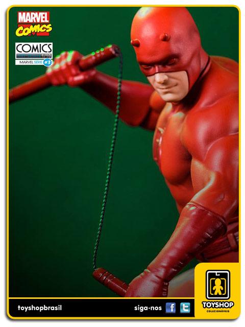 Dc Comics: Daredevil 1/10 - Iron Studios