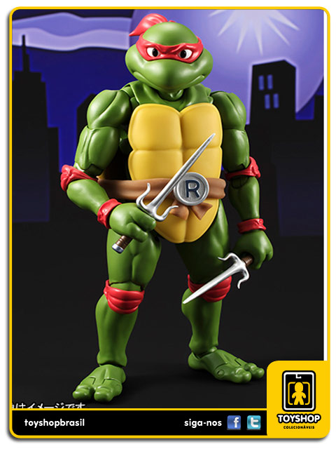 Teenage Mutant Ninja Turtles S.H. Figuarts: Raphael - Bandai