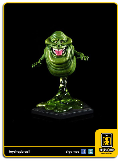 Ghostbusters: Slimer 1/10 - Iron Studios