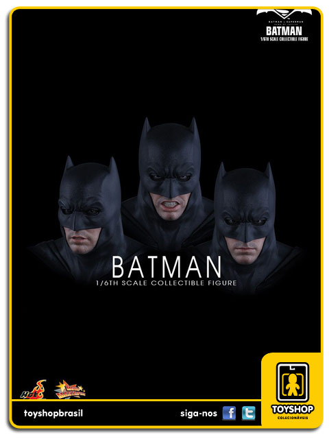 Batman v Superman Dawn of Justice: Batman - Hot Toys
