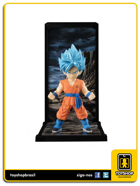 Dragon Ball Z Buddies: Super Saiyan God Son Goku - Bandai