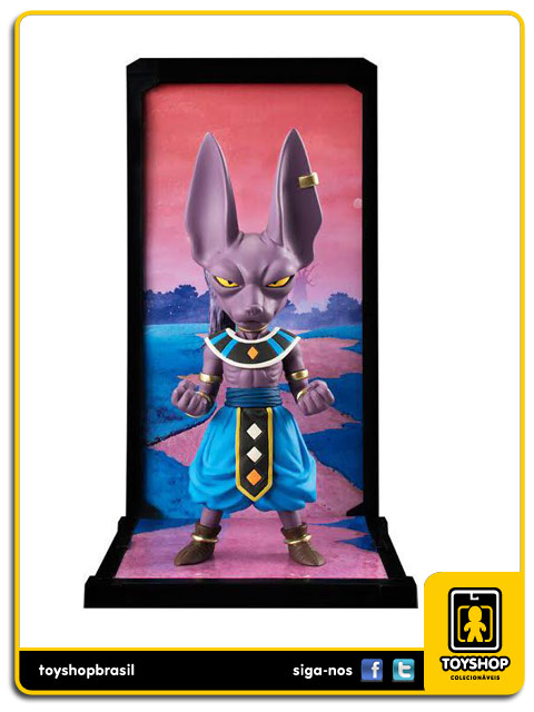 Dragon Ball Z Buddies: Beerus - Bandai