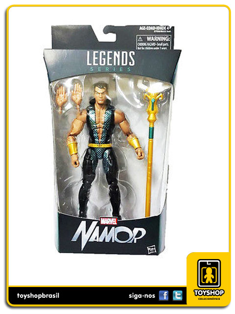 Marvel Legends : Namor  - Hasbro