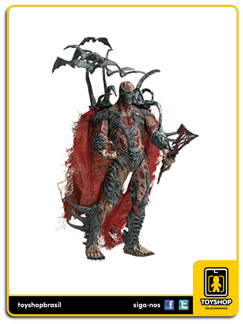 Spawn Reborn: Curse of the Spawn - Mcfarlane