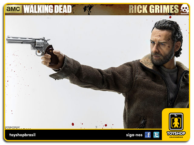 The Walking Dead: Rick Grimes ThreeA