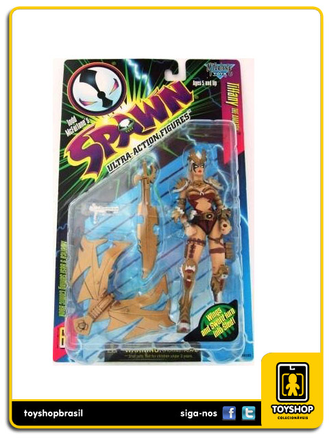 Spawn 6: Tiffany the Amazon - Mcfarlane