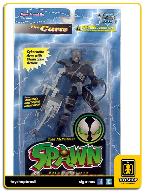 Spawn 3: The Curse (grey) - Mcfarlane