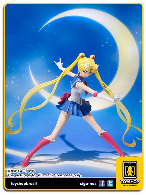 Sailor Moon S.H. Figuarts: Sailor Moon Crystal - Bandai