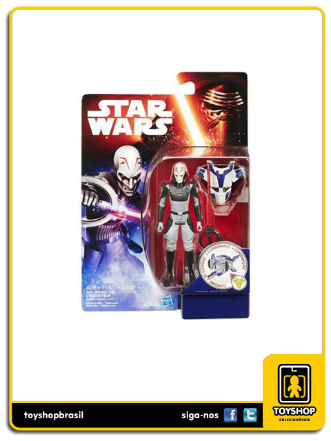 Star Wars Rebels: The Inquisitor - Hasbro