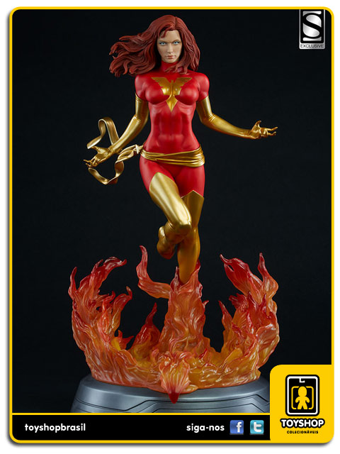 Marvel: Dark Phoenix Premium Format Exclusiva - Sideshow Collectibles
