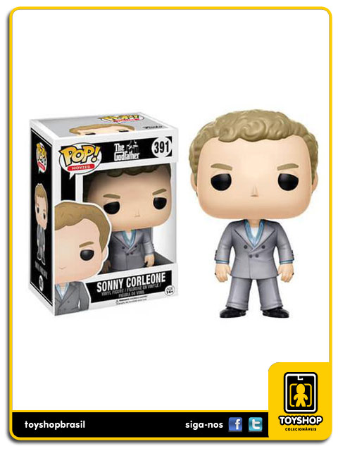 The Godfather Sonny Corleone  Pop  Funko