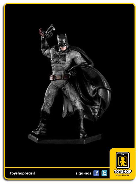 Suicide Squad Batman 1/10 Art Scale Iron Studios