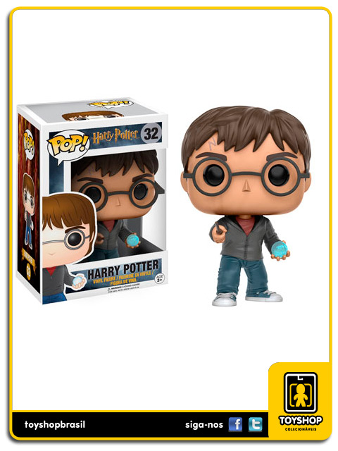 Harry Potter Harry Prophecy Orb 32 Pop Funko