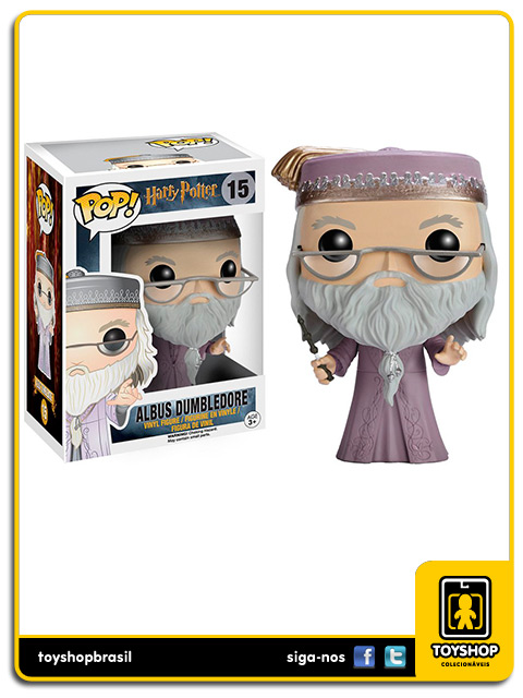 Harry Potter Albus Dumbledore 15 Pop Funko