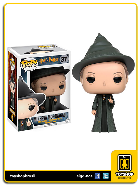 Harry Potter Minerva Mcgonagall 37 Pop Funko
