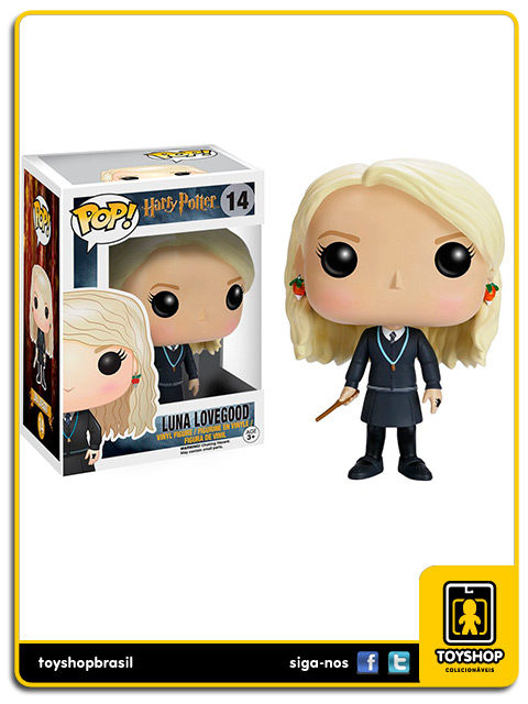 Harry Potter Luna Lovegood 14 Pop Funko