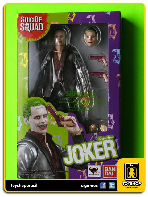 Suicide Squad S H Figuarts The Joker  Bandai