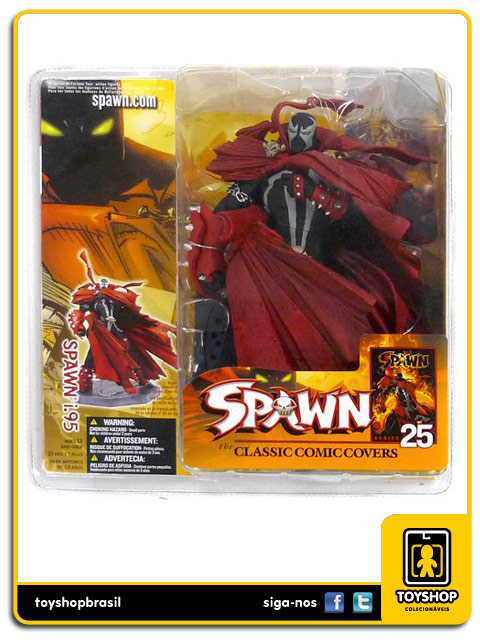 Spawn 25 Spawn Issue i 95  Mcfarlane