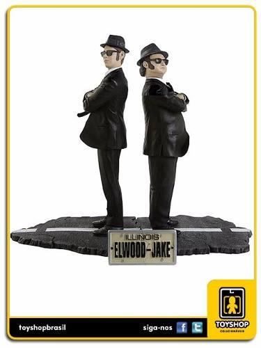 Movie Icons The Blues Brothers Jake & Elwood Set Sd Toys