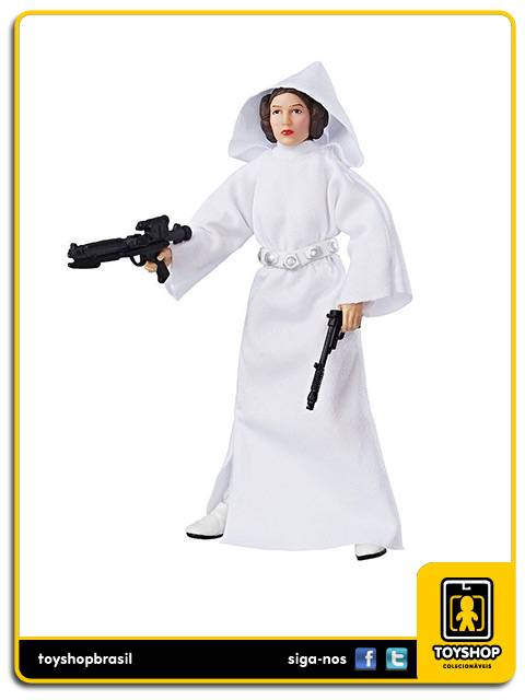 Star Wars The Black Series 40th Anniversary Princesa Leia Hasbro