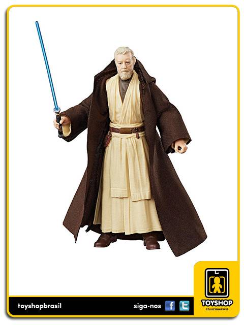 Star Wars The Black Series 40th Anniversary Obi-wan Kenobi Hasbro
