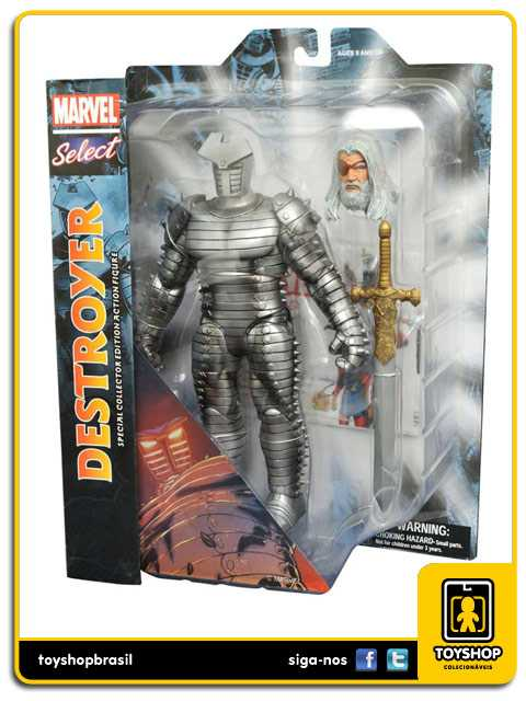 Marvel Select Odin the Destroyer Diamond