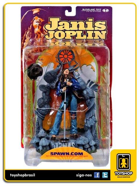 Janis Joplin   Mcfarlane
