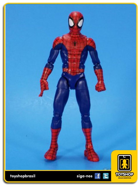 Marvel Legends Ultimate Spider-Man Spider-Man & Marvel´s Vulture Pack 2 Figuras  Hasbro