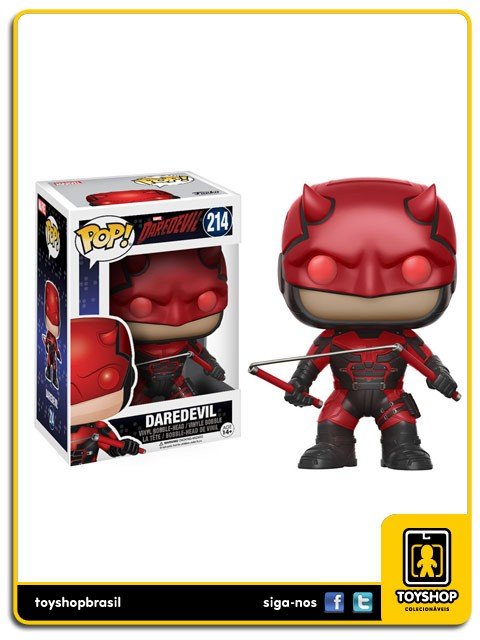 Marvel Daredevil  214  Pop  Funko