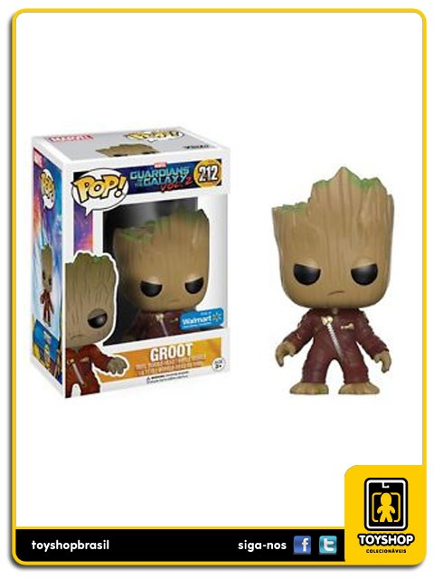 Guardians of the Galaxy Vol.2  Groot 212 Pop Funko