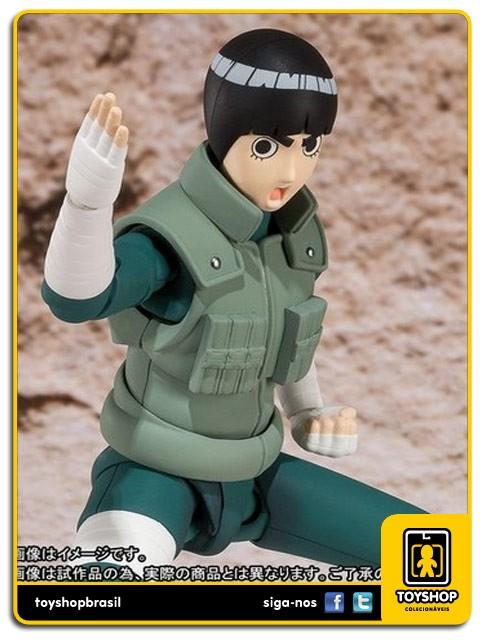 Naruto Shippuden S.H. Figuarts Rock Lee  Bandai